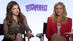 "Anna Kendrick and Brittany Snow on Their ""Terrifying"" Musical Boot Camp"