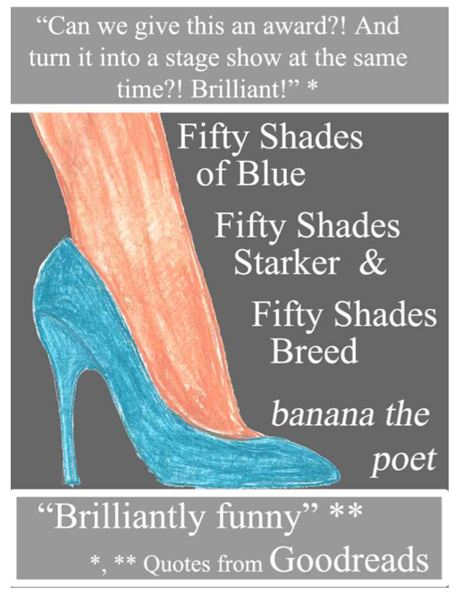 Fifty Shades of Blue — The Trilogy