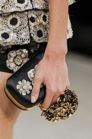 Alexander McQueen Spring 2013