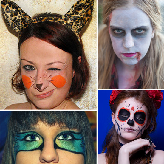 Easy Halloween Costume Ideas POPSUGAR Beauty - Simple Halloween Costume Ideas