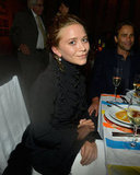 Mary-Kate Olsen attended the Studio in a School's 35th Anniversary Gala at NYC's Seagram Building.