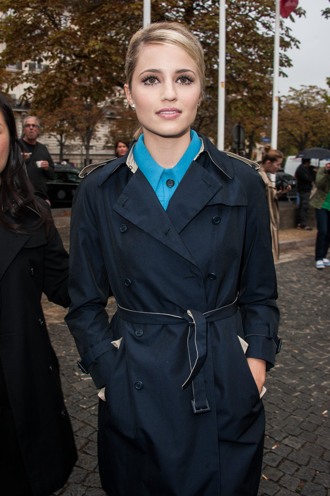 All the Stars at Paris Fashion Week