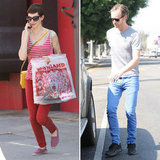Newlyweds Anne Hathaway and Adam Shulman Show Off Their Wedding Bands