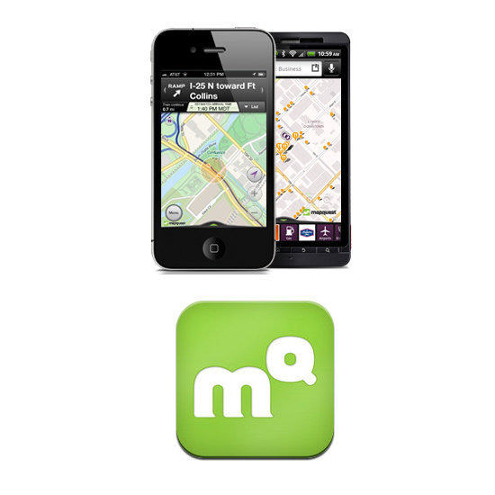 MapQuest Map Alternative For iPhone