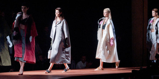 The '50s Have Never Looked Better Than at Miu Miu Spring '13