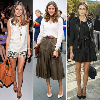 Olivia Palermos Fashion Week Lookbook