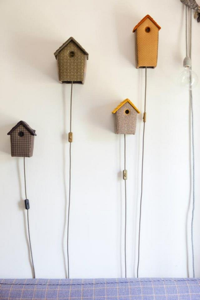 Birdhouse Lights