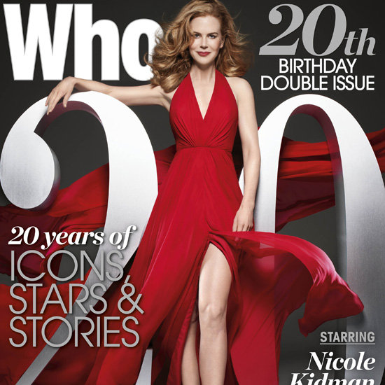 Who Magazine 20th Anniversary Issue Pictures