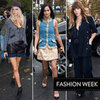 See Pictures of Chanel&#039;s Celebrity Packed Front Row at Spring 2013 Paris Fashion Week: Jennifer Lopez, Poppy Delevingne &amp; more!