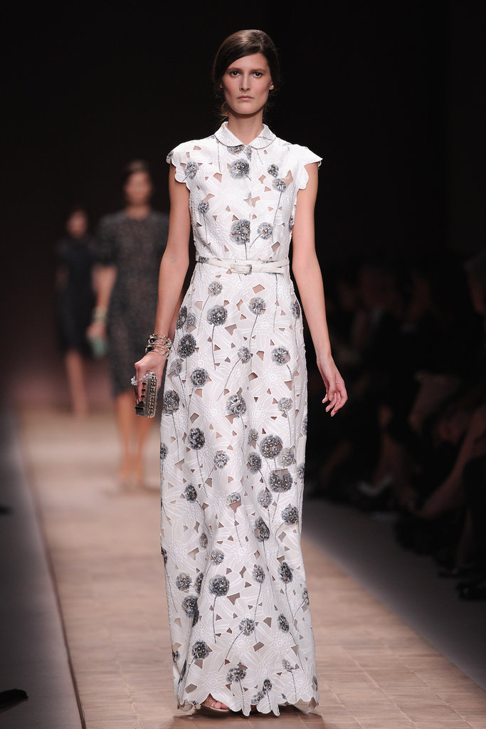 2013 Spring Paris Fashion Week: Valentino