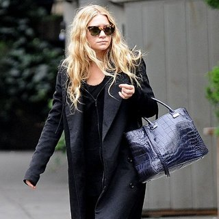 Ashley Olsen Walking in NYC | Pictures