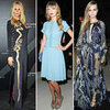 Taylor Swift at Paris Fashion Week Spring 2013
