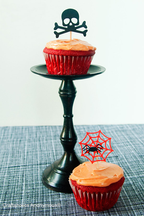 Mini Blood Cakes