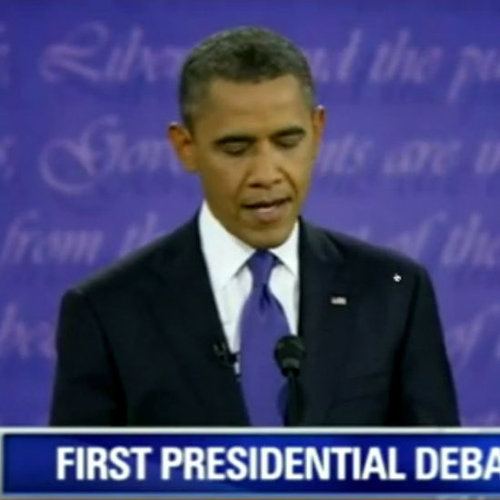 Mitt Romney and Barack Obama Debate Recap
