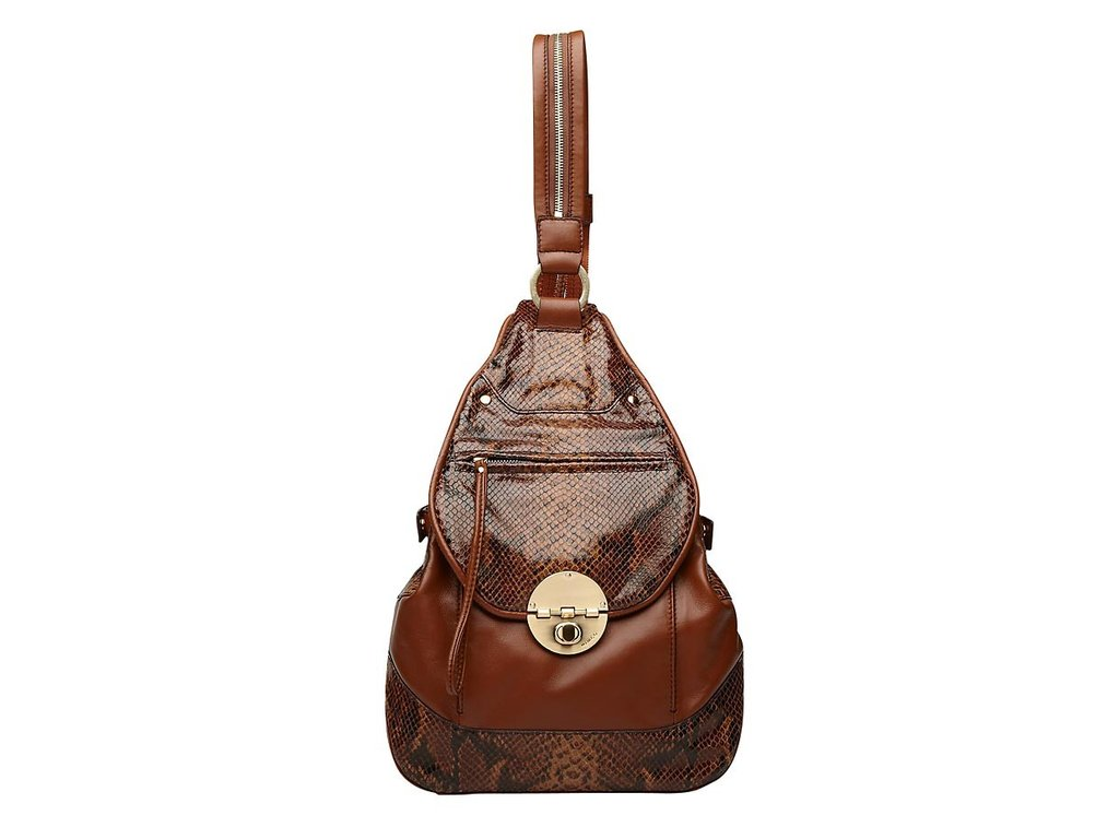 Backpack, $499, Mimco