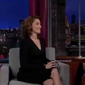 Tina Fey Talks About Sleep Issues With David Letterman