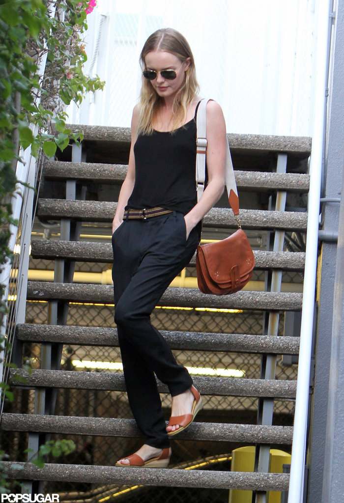 Kate Bosworth stepped out in LA.