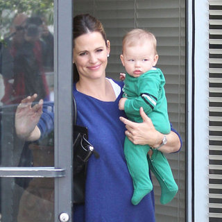 Jennifer Garner Carries Samuel Affleck in LA | Pictures