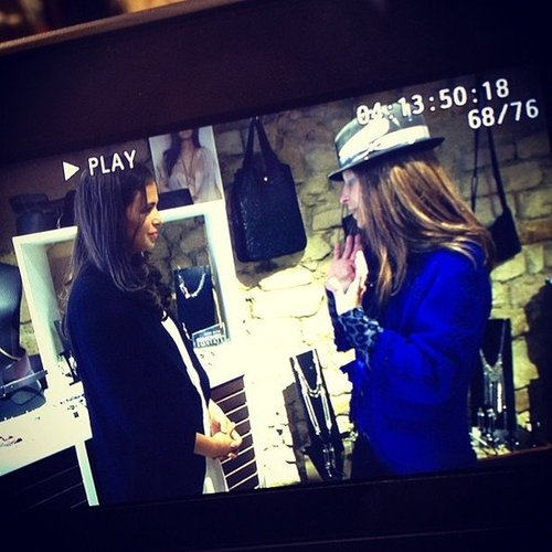 Style Director Noria Morales interviewed Delphine-Charlotte Parmentier, the mastermind behind the Chanel Spring 2013 jewelry.