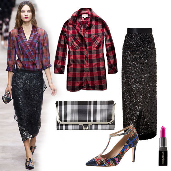 Dries Van Noten's Spring '13 show inspired us to show you how to get the look now.