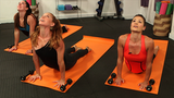 Get Strong and Centered With This 10-Minute Yoga Series Using Weights
