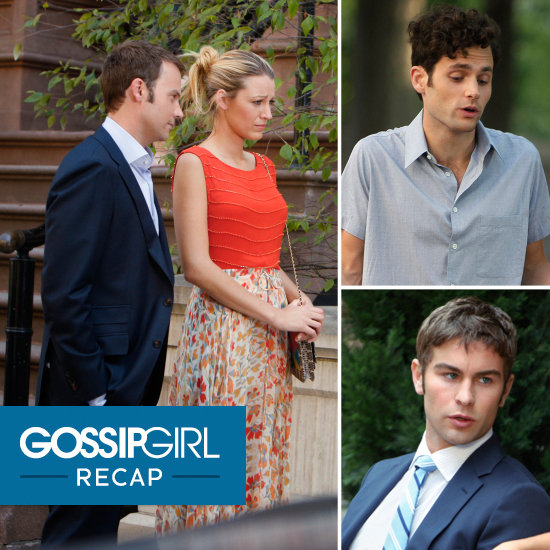"Top OMG Moments From Gossip Girl, ""High Infidelity"""