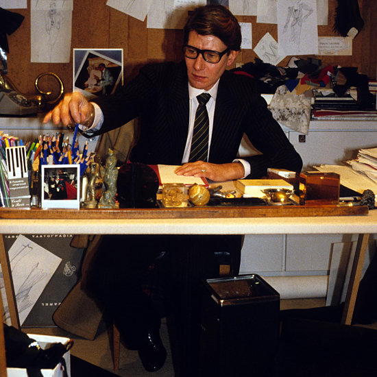 The Curious Case of Yves Saint Laurent's Allegedly Stolen, Partially Erotic Sketches