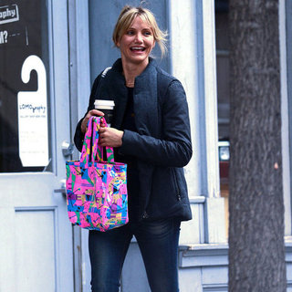 Cameron Diaz Shops in NYC | Pictures