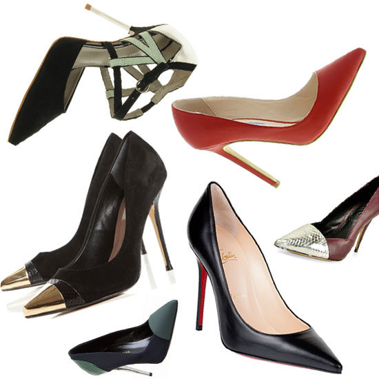 The Essential Wadrobe: 10 of the Best Pointed-Toe Pumps