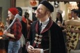 Jesse Tyler Ferguson dresses as a bullfighter as Mitch on Modern Family.