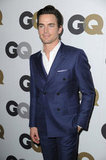Matt Bomer suited up in November 2010 for GQ's Men of the Year party in LA.