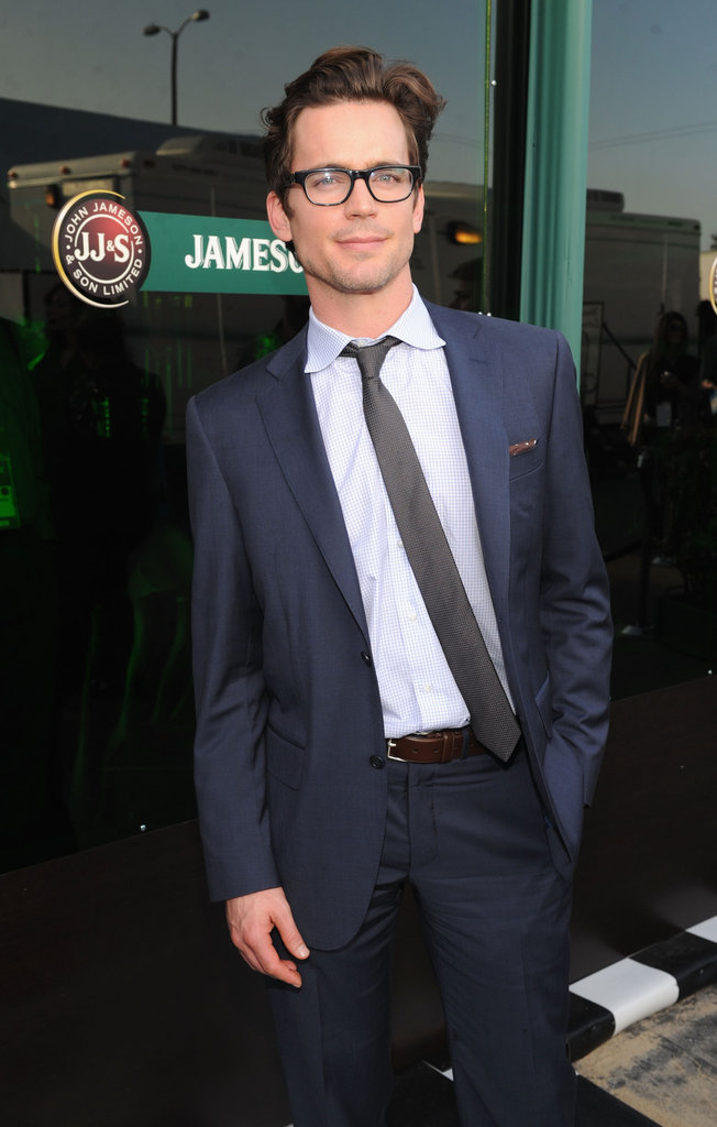 Matt Bomer attended the February 2012 Film Independent Spirit Awards in Santa Monica.