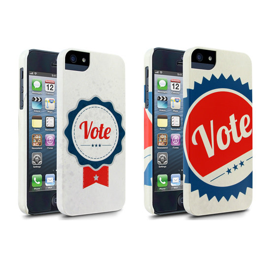 E-lection Season: Politically Inclined iPhone Protection