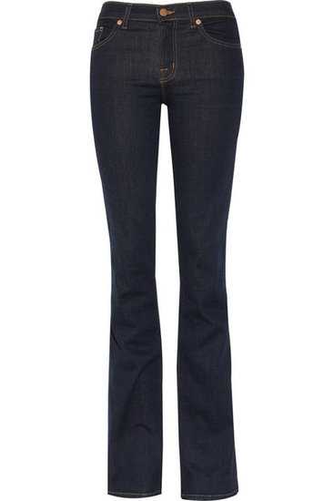 J Brand's 818 Midrise Bootcut Jeans ($86, originally $190) are perfect for the office or the club — just add wedge booties.