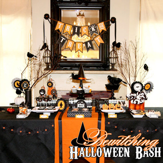 A Bewitchin' Halloween Party