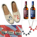 Rock the Vote: Show Support With These Creative Political Products