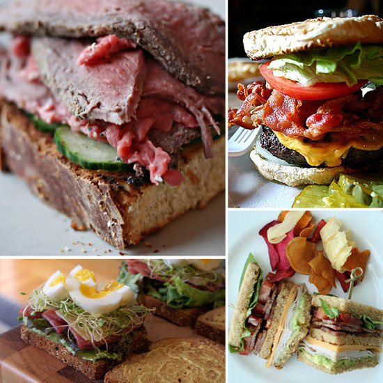8 Hearty, Dinner-Worthy Sandwiches