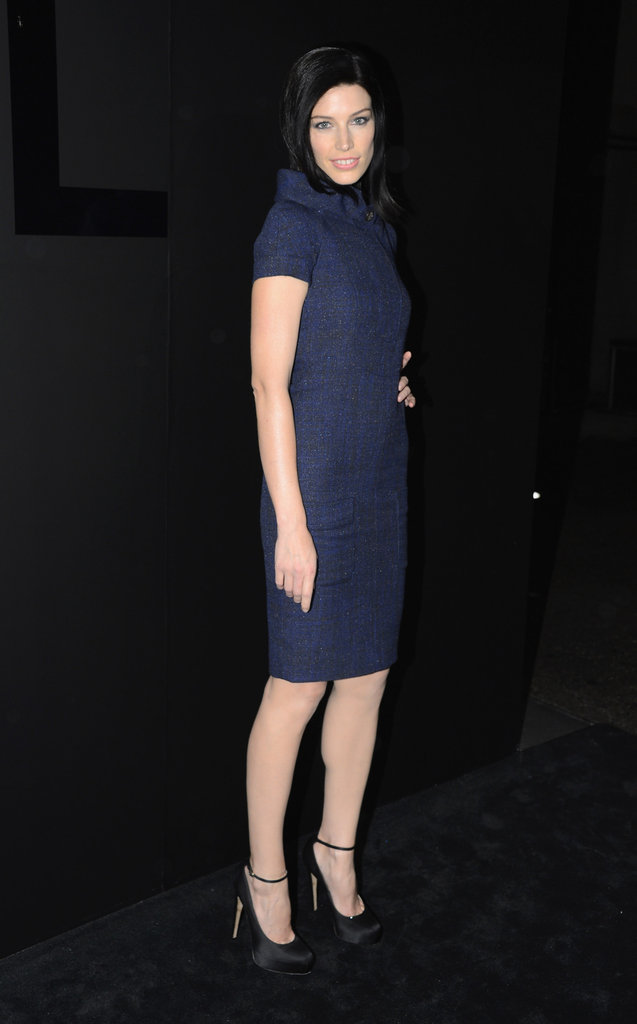 Jessica Pare stepped out in NYC to celebrate the 80th anniversary of Chanel Fine Jewelry.