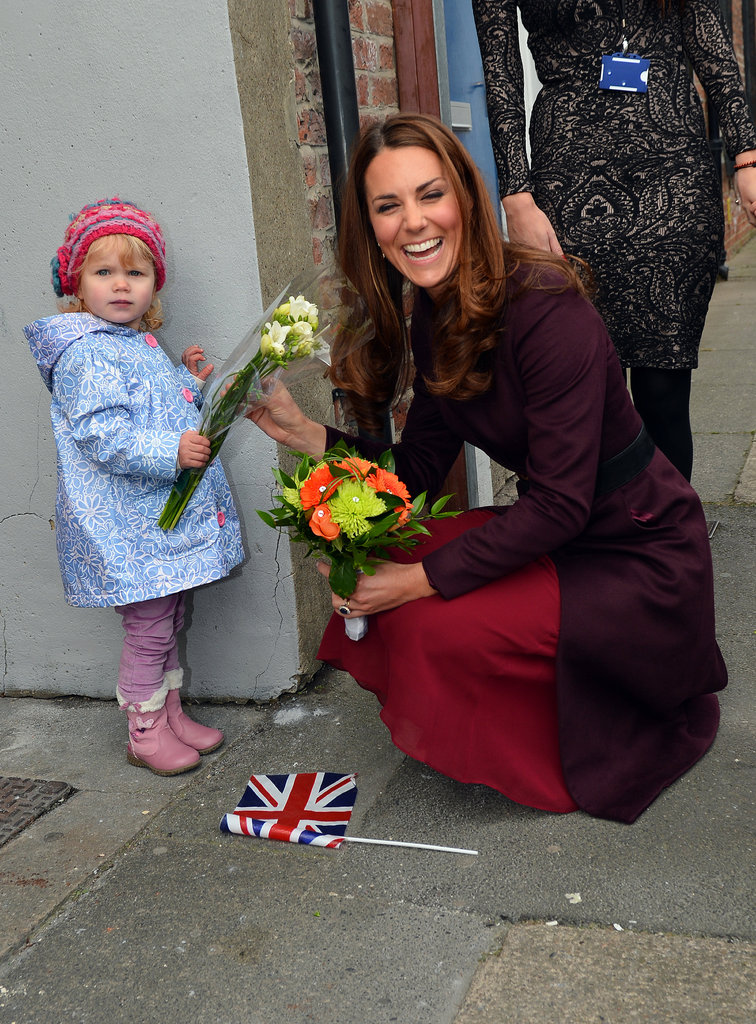 Kate Middleton Brings Smiles to Newcastle as William Pays His Respects