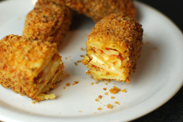 Fried Lasagna
