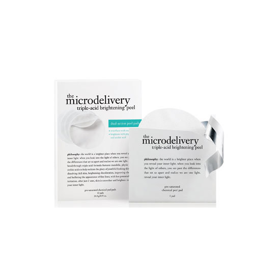 Philosophy Microdelivery Triple-Acid Brightening Peel, $95