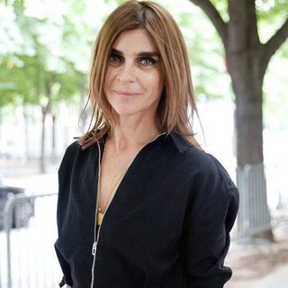 Carine Roitfeld Is Harper's Bazaar's Global Fashion Director