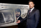 Ben Affleck premiered Argo in Washington DC.