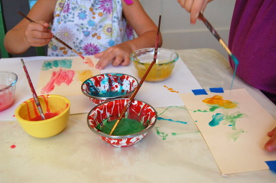 50 Tips on Making Art With Children