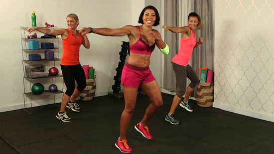 Get Beach-Ready With This 10-Minute Bikini Boot Camp!