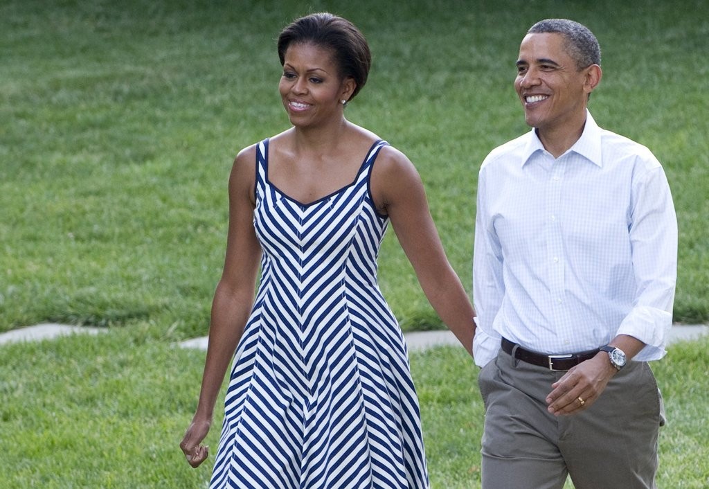 On Her Pride in Barack