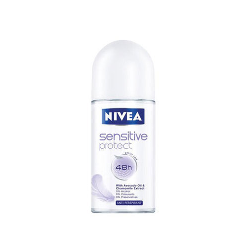 Reader Reviews of NIVEA Sensitive Protect Roll On Deodorant