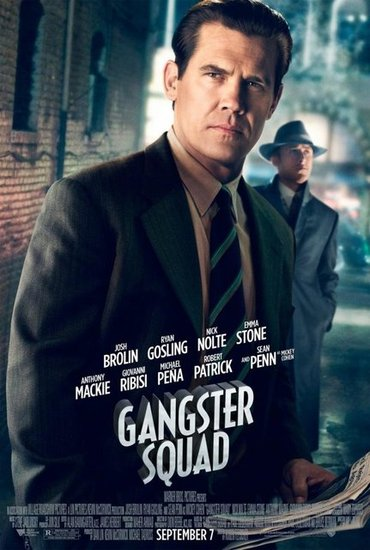 Josh Brolin and Ryan Gosling in Gangster Squad