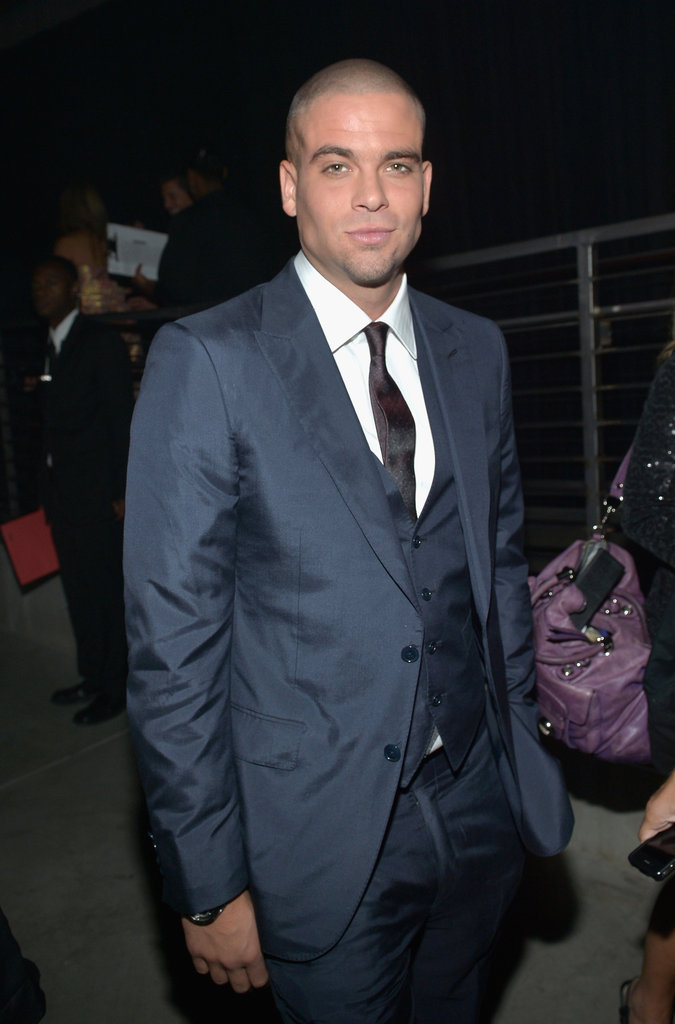 Mark Salling attended the Gala at Milk Studios in LA.