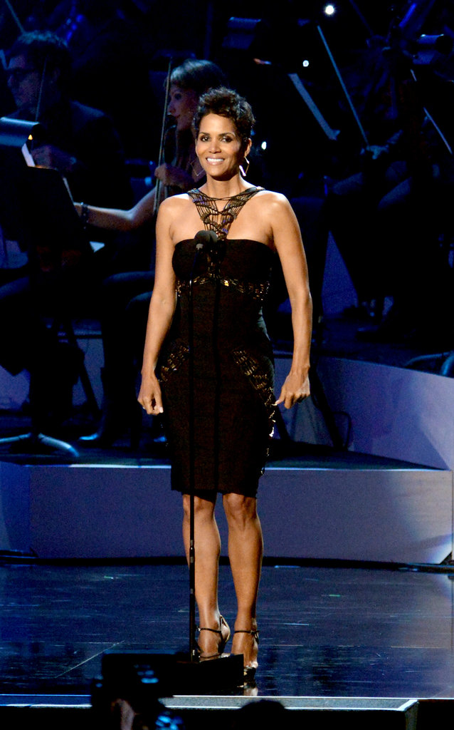 Britney Spears and Halle Berry Honor Whitney With a Star-Studded Show
